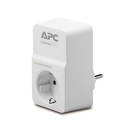 Фильтр сетевой APC Essential PM1W-RS белый