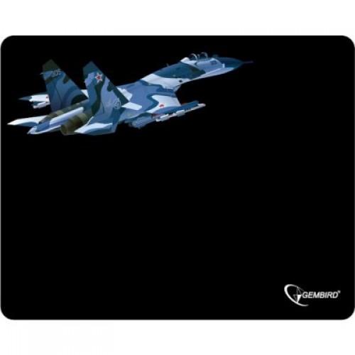 """Коврик для мыши Gembird MP-GAME8, рисунок- """"самолет"""", (250x200x3mm)"""