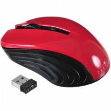Манипулятор Oklick 545MW черный/красный