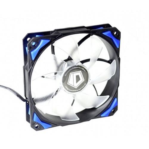 Вентилятор 120x120x25мм ID-Cooling PL-12025-B Blue LED