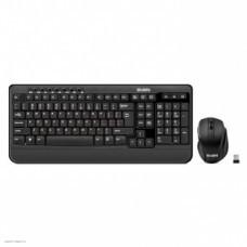 Комплект беспроводной SVEN Comfort 3500, Black, USB