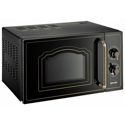 Микроволновая печь Gorenje MO4250CLB черный классика