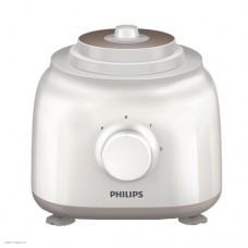Кухонный комбайн Philips HR7628/00 white/beige (650 Вт, 7 насадок, блендер