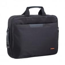 Сумка для ноутбука Exegate Office F1595 Black, черная, полиэстер, для ноутбуков (264610)