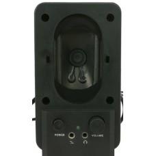 Акустическая система 2.0 Gembird SPK-405 черный