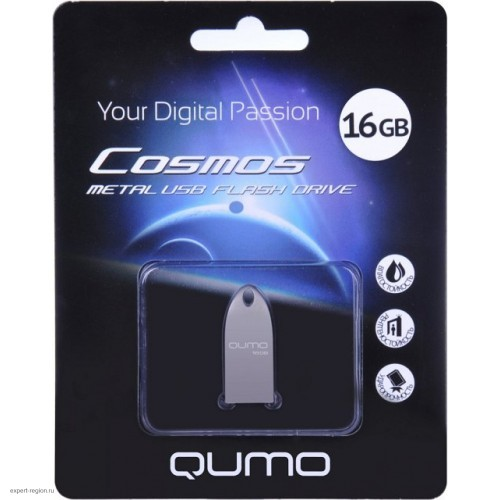 Накопитель USB 2.0 Flash Drive 16Gb QUMO Cosmos