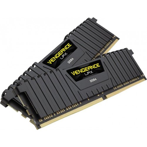 Комплект модулей DIMM DDR4 SDRAM 2*4096Mb Corsair CL16