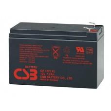 Аккумулятор 12V 7.2Ah WBR GP1272 (151x65x100мм/2.6кг)