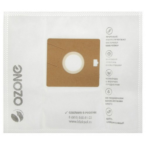 Мешок-пылесборник Ozone microne M-24