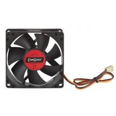 Вентилятор для корпуса Exegate <8025M12S>/<Mirage 80x25S> для видеокарт, 2200 об./мин., 3pin (166174)