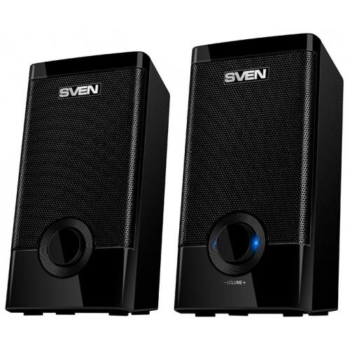 Акустическая система 2.0 SVEN 318 black