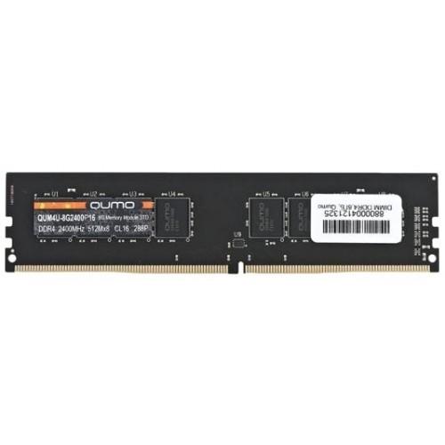 Модуль DIMM DDR4 16Gb Qumo