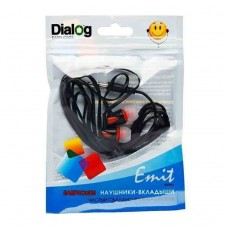 Наушники Dialog EP-30 (black) проводные