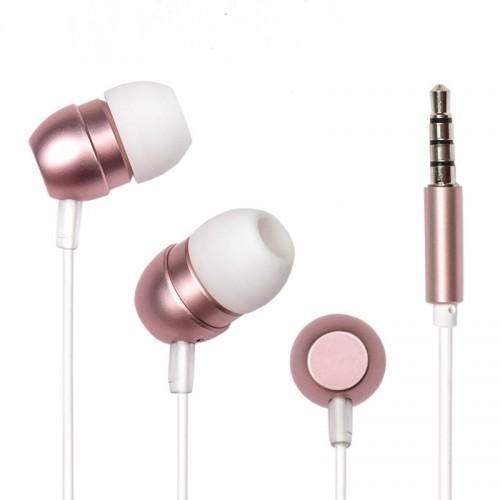 Наушники Dialog EP-F57 (pink) проводные