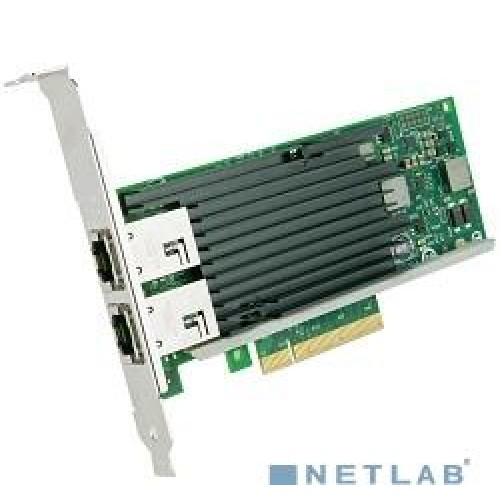 Сетевая карта Intel Ethernet Server Adapter X540-T2 10Gb Dual Port RJ-45 Cooper