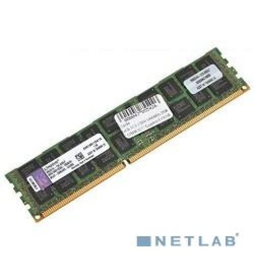 Модуль DIMM DDR3 SDRAM 16384 Мb (PC12800, 1600MHz) ECC Reg CL11 Kingston (KVR16R11D4/16)