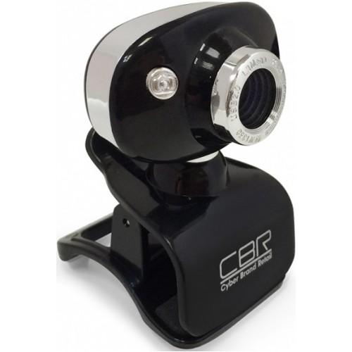 Web-камера CBR CW-833M Silver