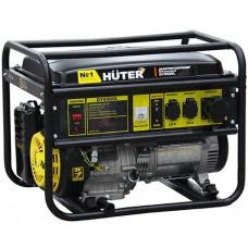 Электрогенератор бензиновый Huter DY9500L (64/1/39)