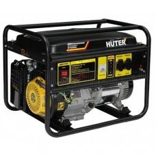 Электрогенератор бензиновый Huter DY9500LX-3 (64/1/41)