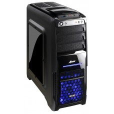Корпус Miditower GMC Aegis Pro, ATX, black