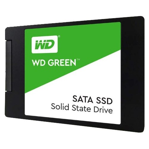 "Накопитель SSD 120Gb WD Green 2.5"" SATA-3 TLC 3D NAND"