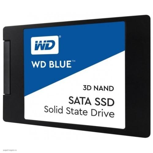 "Накопитель SSD 1Tb WD Blue 3D NAND 2.5"""