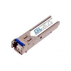 Модуль GIGALINK SFP, WDM, 1Гбит/c, одно волокно SM, LC, Tx:1550/Rx:1310 нм, DDM, 8 дБ (GL-OT-SG08LC1-1550-1310-D)