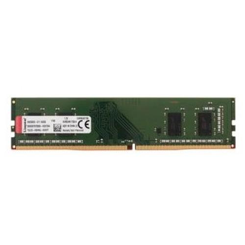 Модуль DIMM DDR4 SDRAM 4096Мb CL17 Kingston Valueram