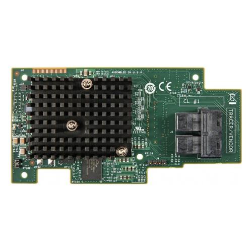 Контроллер RAID Intel RMS3JC080 SAS-3 8-port RAID 0/1/1E/10/JBOD
