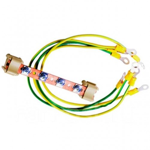 Комплект проводов заземления с экви-потенциальной шиной (M44PEB01)