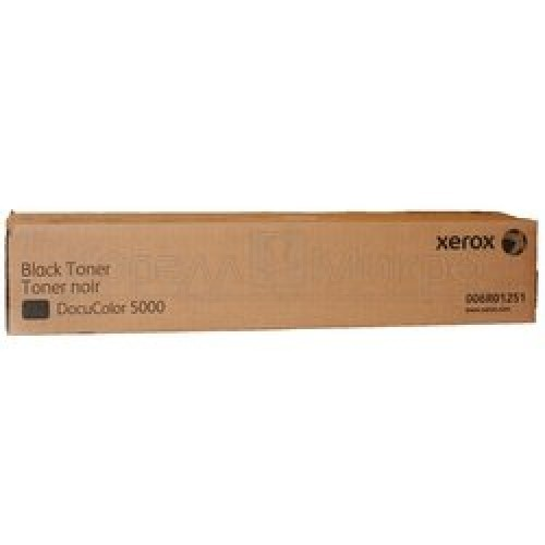Тонер-картридж 006R01251 Rank Xerox DC5000 black (22000стр.)