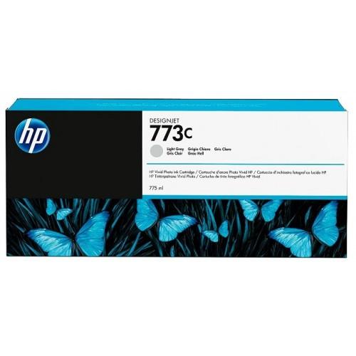 Картридж C1Q44A(№773C) HP Designjet Z6600/Z6800 Light Gray 775мл