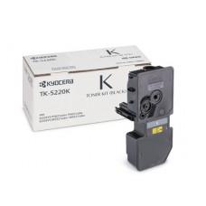 Тонер-картридж TK-5220K Kyocera P5021cdn/cdw, M5521cdn/cdw Black 1200стр.