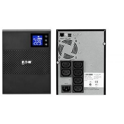 ИБП Eaton 5SC 750 VA Tower 750VA черный  (5SC750i)