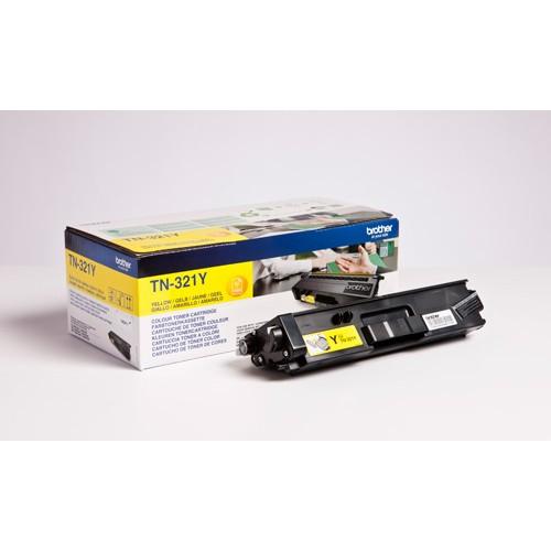 Тонер-картридж TN-321Y Brother HL-L8250CDN/MFC-L8650CDW Yellow (1500стр)
