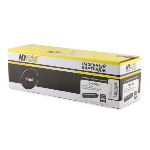 Картридж Hi-Black HB-CF230X для HP LJ Pro M203/MFP M227