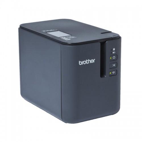Принтер для наклеек Brother PT-P900W (PTP900WR1)