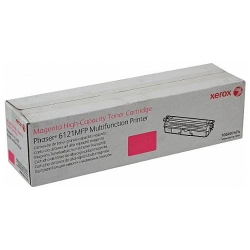 Тонер-картридж 106R01474 Xerox Phaser 6121MFP Magenta (2500стр.)