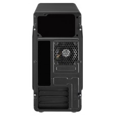 Корпус Mini-Tower AeroCool Qs-180 черный