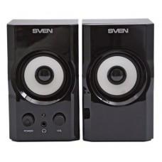 Акустическая система 2.0 SVEN SPS-605 black (SV-0120605BL)