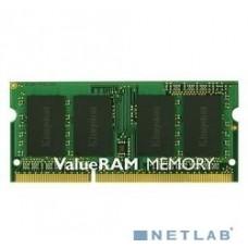 Модуль памяти SODIMM DDR3 SDRAM 4096 Mb Kingston
