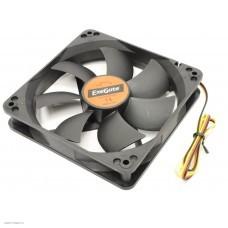 Вентилятор для корпуса Exegate <12025M12S>/<Mirage 120x25S> для видеокарт, 1500 об./мин.,3pin (166176)