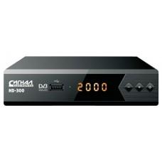 Цифровой эфирный ресивер Сигнал HD-300