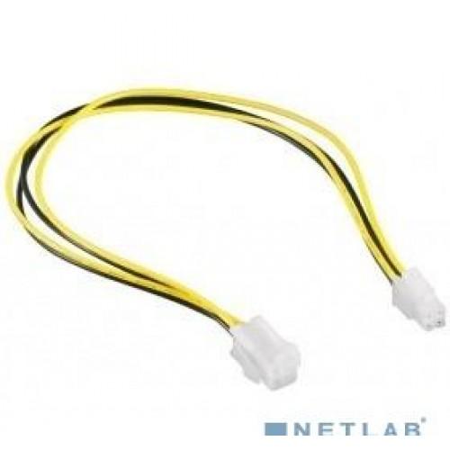 Кабель-удлинитель питания Cablexpert CC-PSU-7 ATX 4-Pin M/F 0.3м