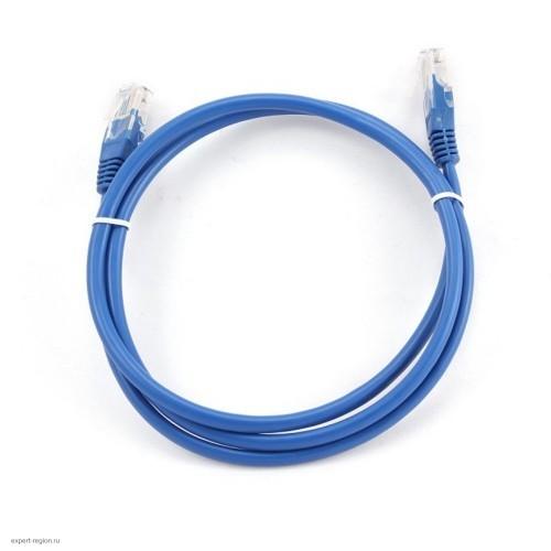 Патч-корд Lanmaster TWT UTP blue (TWT-45-45-1.0-BL)