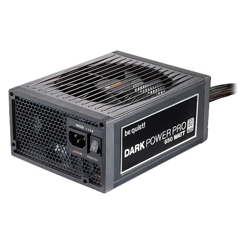Блок питания 650W ATX be quiet! Dark Power Pro 11
