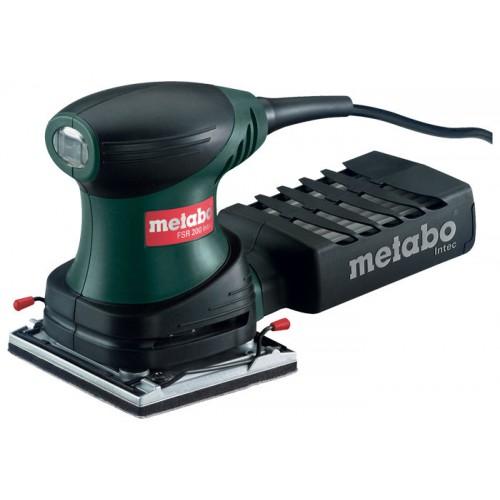 Машинка шлифовальная плоская Metabo FSR 200 Intec