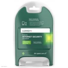 ПО Kaspersky Internet Security для Android Rus Ed 1 device 1 year Base Card (KL1091ROAFS)