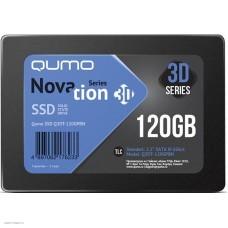 Твердотельный накопитель (SSD) Qumo 120Gb Novation