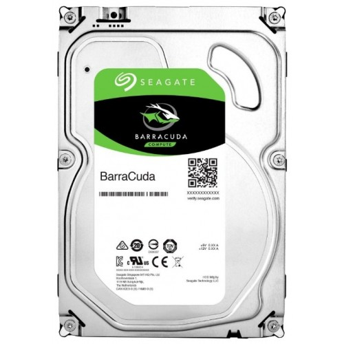 Накопитель HDD 3000 Gb Seagate ST3000DM007